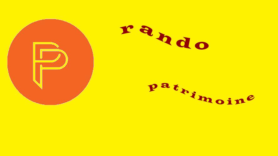 Logo rando patrimoine